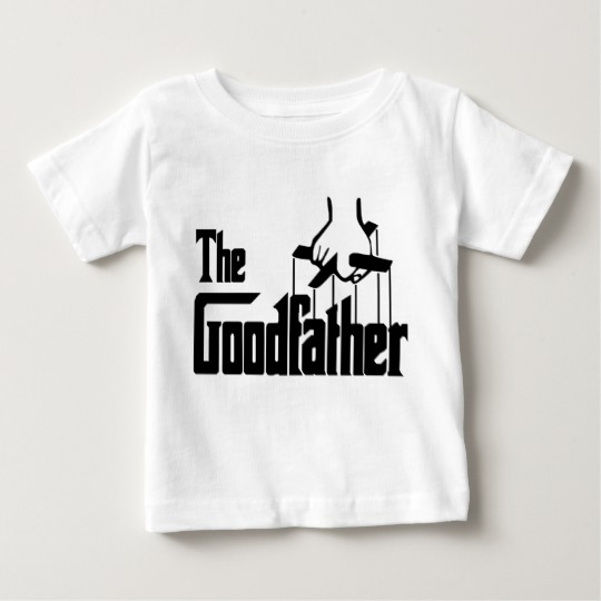The Goodfather Baby Fine Jersey T-Shirt