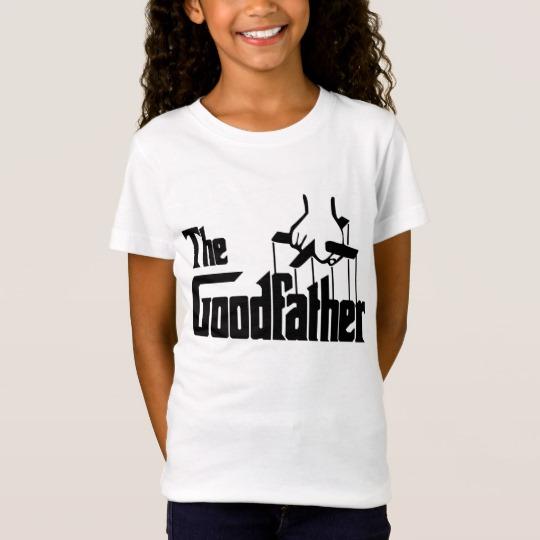 The Goodfather Girls' Fine Jersey T-Shirt
