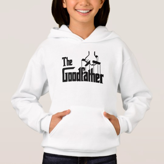 The Goodfather Girls' Hanes ComfortBlend® Hoodie