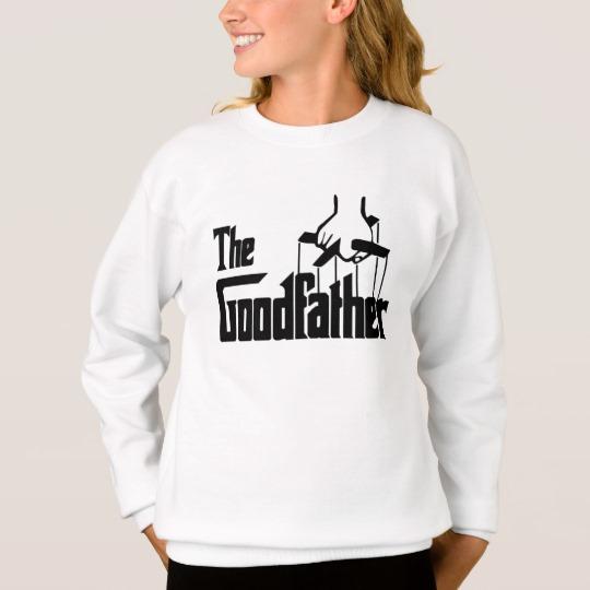 The Goodfather Girls' Hanes ComfortBlend® Sweatshirt