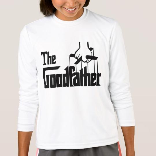 The Goodfather Girls' Sport-Tek Competitor Long Sleeve T-Shirt