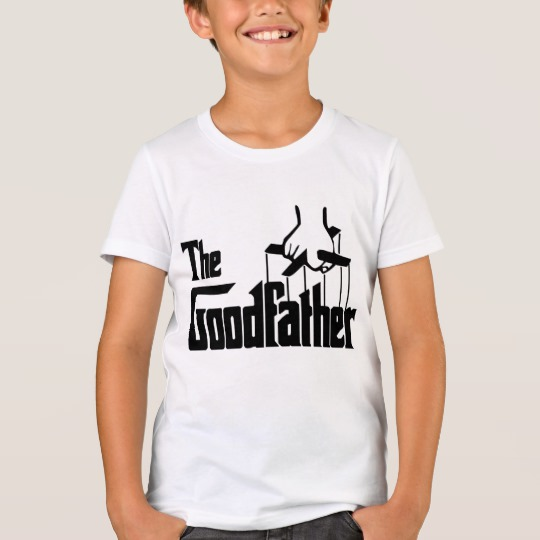 The Goodfather Kids' Bella+Canvas Crew T-Shirt