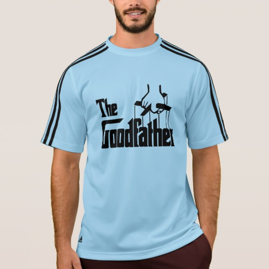 The Goodfather Men's Adidas ClimaLite® T-Shirt