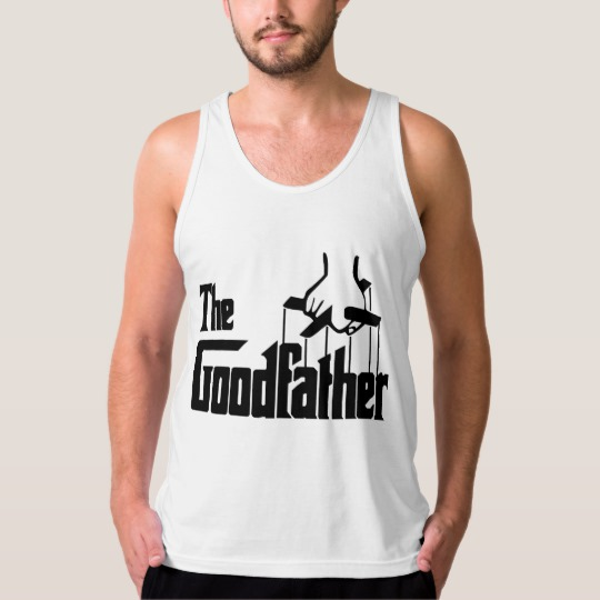 The Goodfather Men's American Apparel Fine Jersey Tank Top