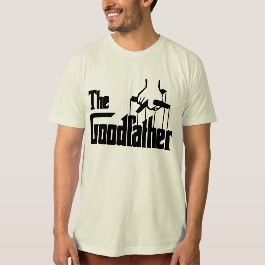 The Goodfather Men's American Apparel Organic T-Shirt