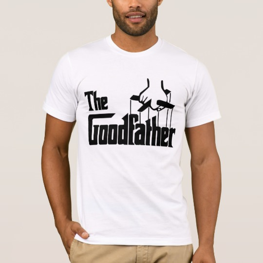 The Goodfather Men's Basic American Apparel T-Shirt