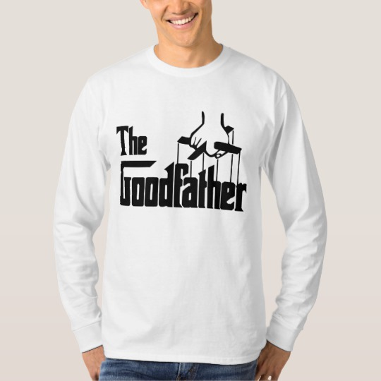 The Goodfather Men's Basic Long Sleeve T-Shirt