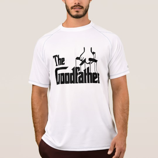 The Goodfather Men's Champion Double Dry Mesh T-Shirt