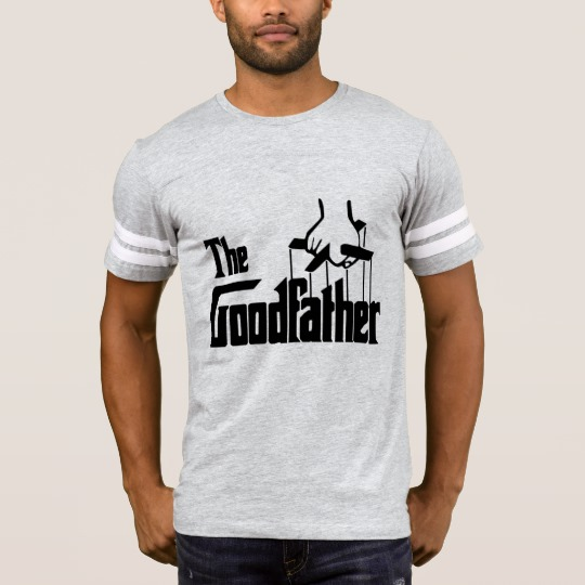 The Goodfather Men's Football T-Shirt