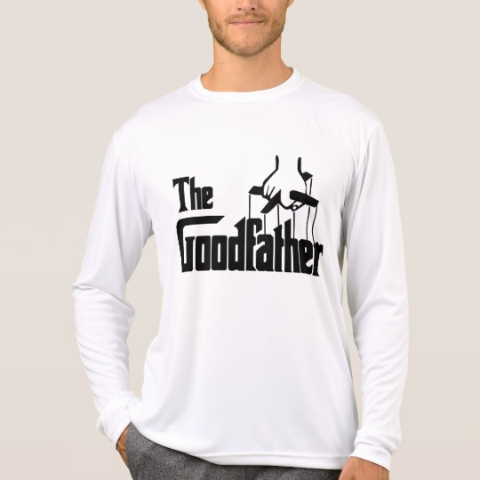 The Goodfather Men's Sport-Tek Competitor Long Sleeve T-Shirt