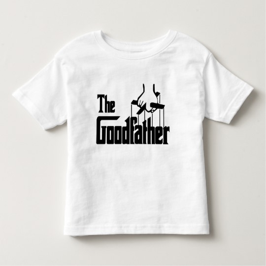 The Goodfather Toddler Fine Jersey T-Shirt