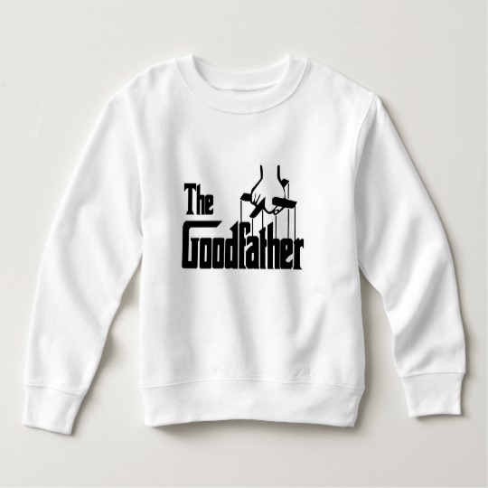 The Goodfather Toddler Fleece Sweatshirt