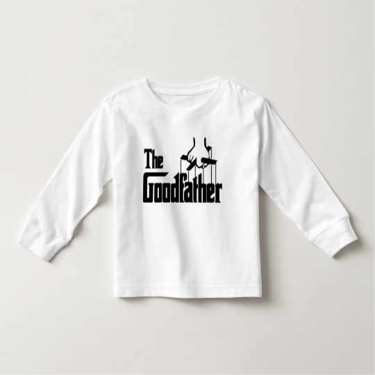 The Goodfather Toddler Long Sleeve T-Shirt