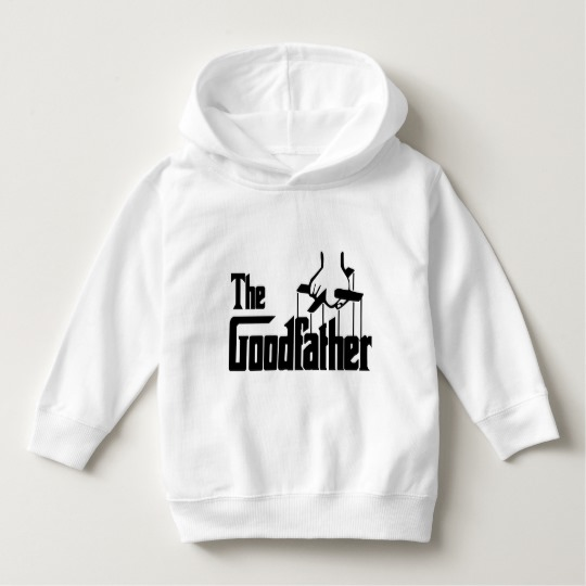 The Goodfather Toddler Pullover Hoodie