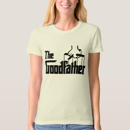 The Goodfather Women's American Apparel Organic T-Shirt
