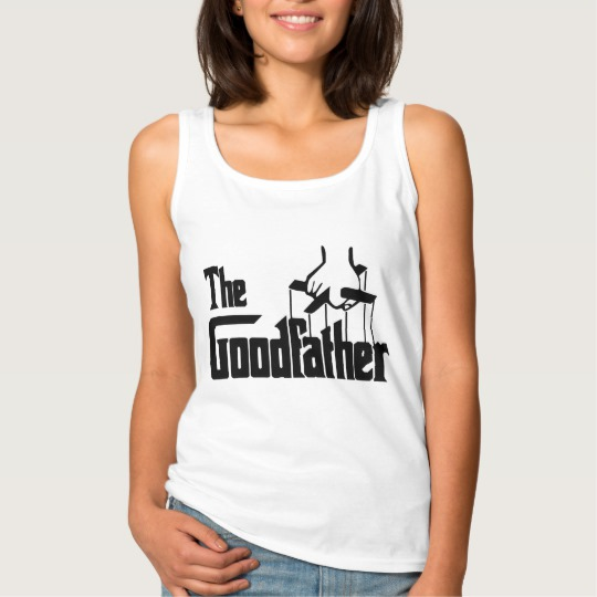 The Goodfather Women's Basic Tank Top