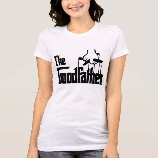 The Goodfather Women's Bella+Canvas Favorite Jersey T-Shirt