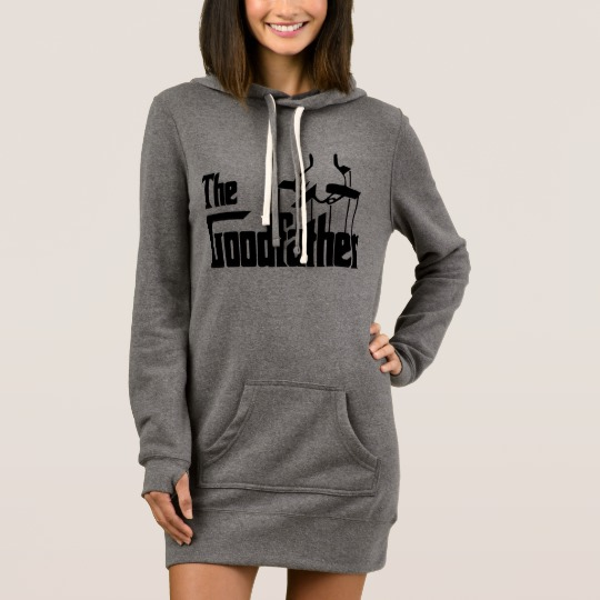 The Goodfather Women's Hoodie Dress