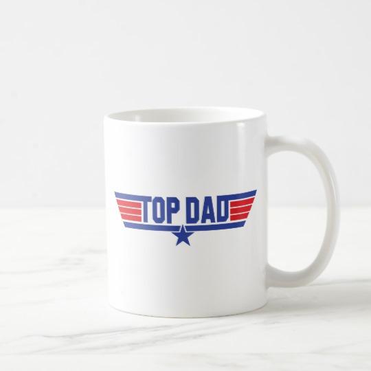 Top Dad Classic Mug