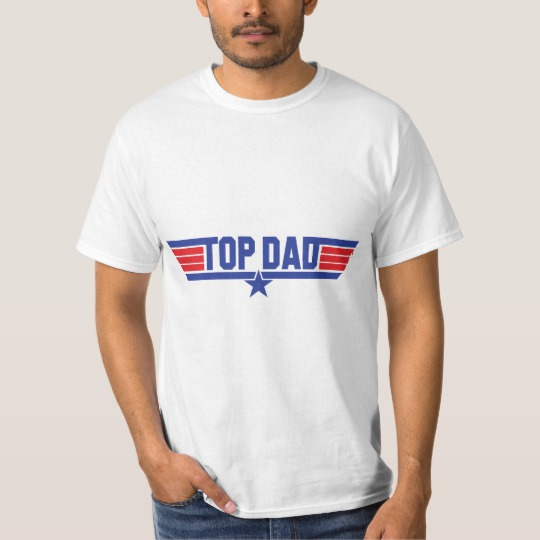 Top Dad Value T-Shirt