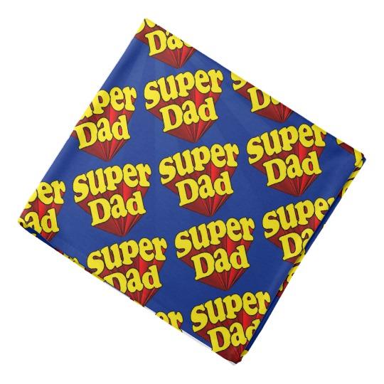 Super Dad Bandana