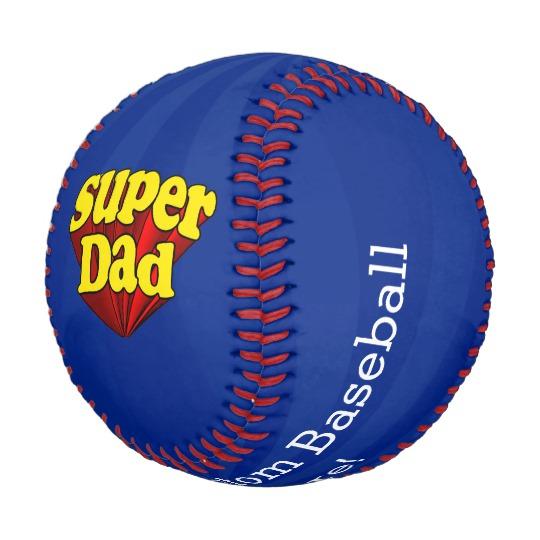 Super Dad Baseball