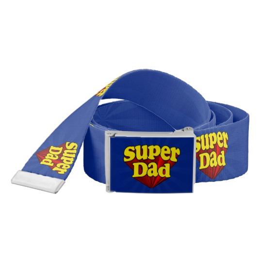 Super Dad Belt
