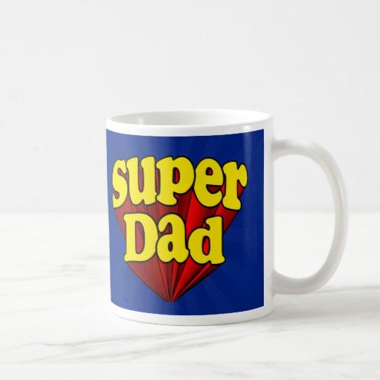 Super Dad Classic Mug