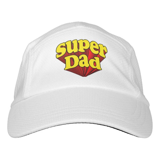 Super Dad Knit Performance Hat