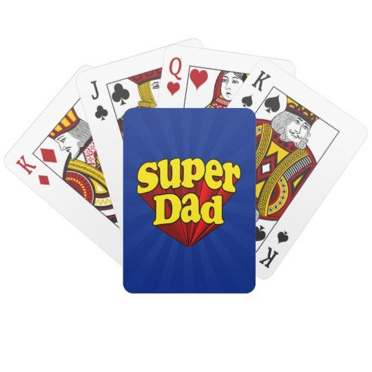 Super Dad Poker