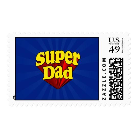 Super Dad Postage