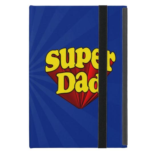 Super Dad Powis iCase iPad Mini Case