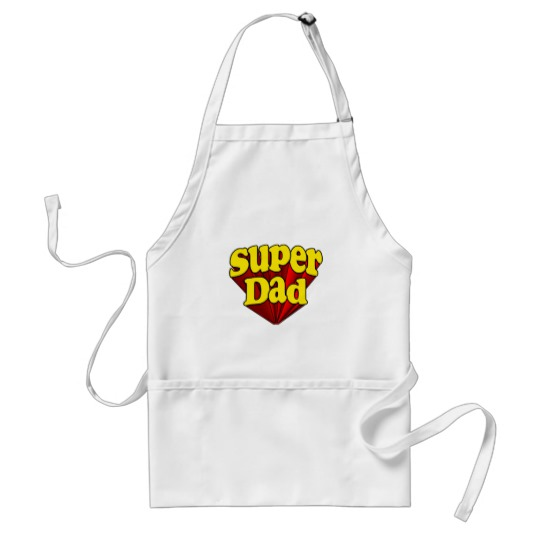 Super Dad Standard Apron