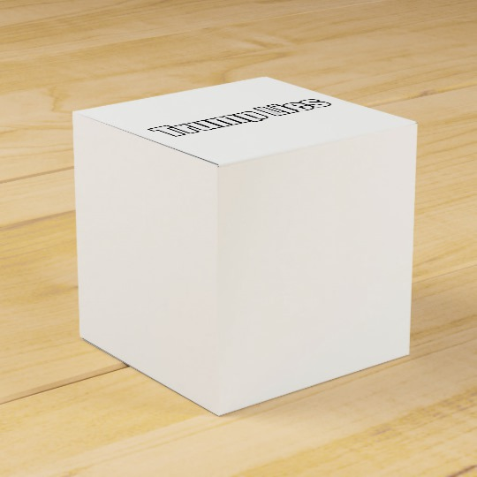 Trump Lies 2x2 Favor Box