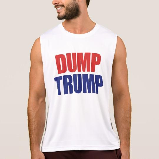 Dump Trump Men's Performance Tank Top