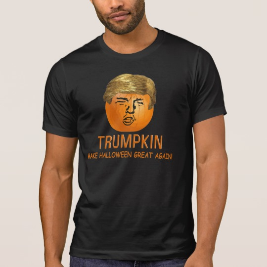 Trumpkin Make Halloween Great Again Men's Alternative Apparel Crew Neck T-Shirt