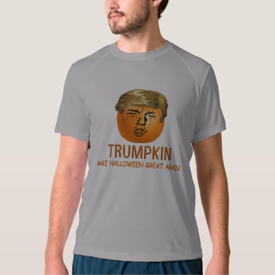 Trumpkin Make Halloween Great Again Men's New Balance T-Shirt