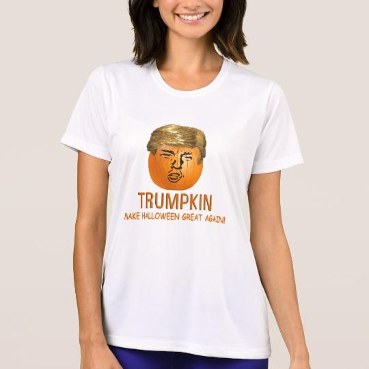 Trumpkin Make Halloween Great Again Men's Sport-Tek Competitor T-Shirt