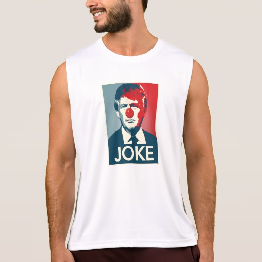 Trump Clown Joke Men's Performance Tank Top
