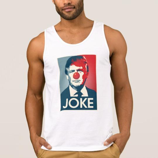 Trump Clown Joke Men's Ultra Cotton Tank Top