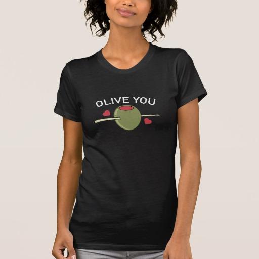 Olive You Women's Alternative Apparel Crew Neck T-Shirt