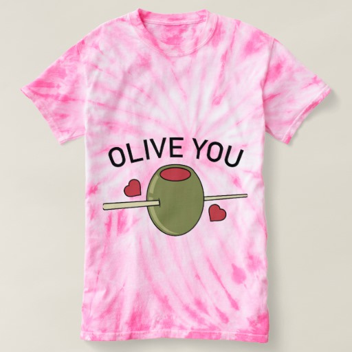 Olive You Women's Cyclone Tie-Dye T-Shirt