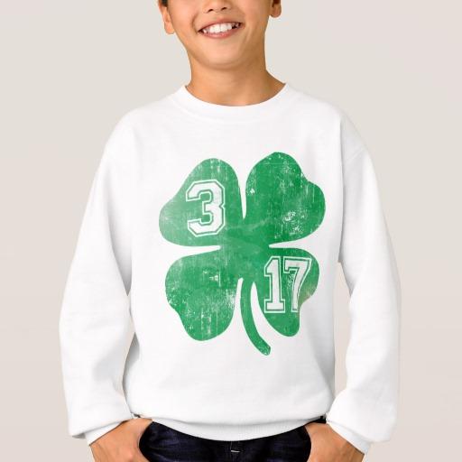 Shamrock 3-17 Kids' Hanes ComfortBlend® Sweatshirt