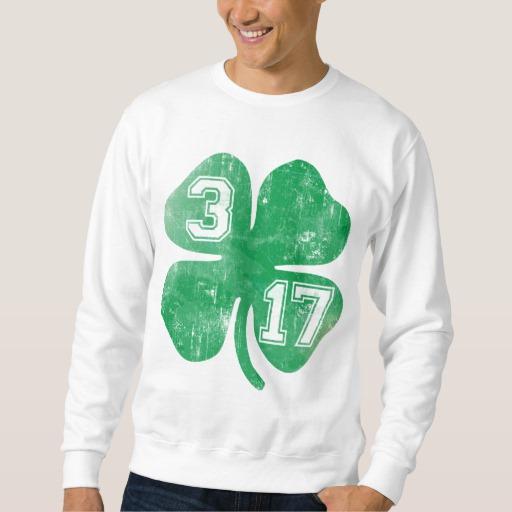 Shamrock 3-17 Men's Basic Sweatshirt