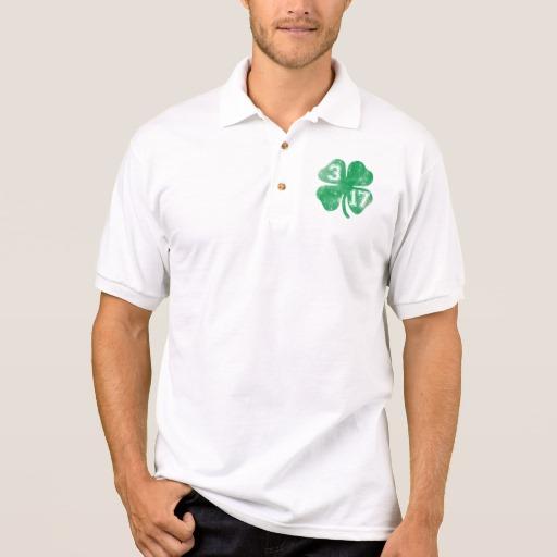 Shamrock 3-17 Men's Gildan Jersey Polo Shirt