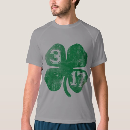 Shamrock 3-17 Men's New Balance T-Shirt