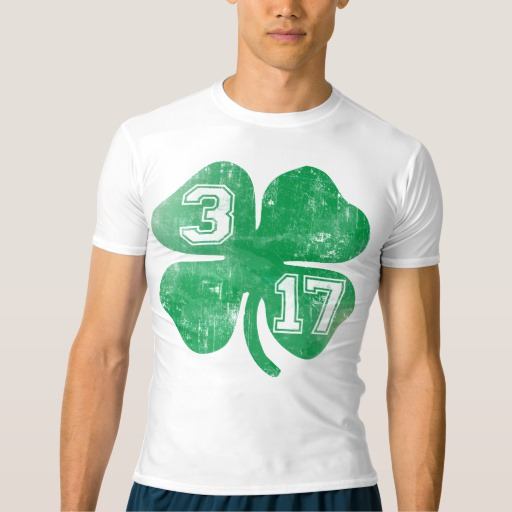 Shamrock 3-17 Men's Performance Compression T-Shirt