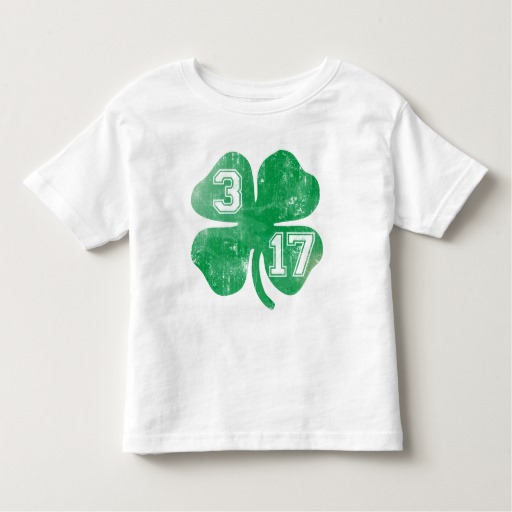 Shamrock 3-17 Toddler Fine Jersey T-Shirt
