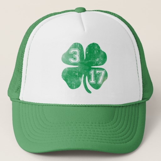 Shamrock 3-17 Trucker Hat