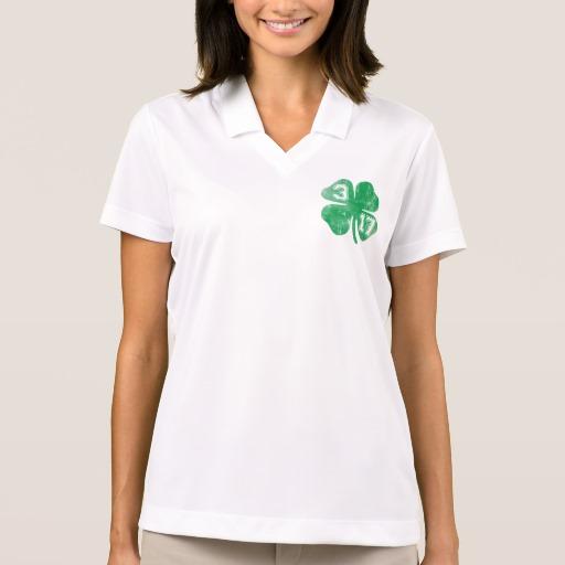 Shamrock 3-17 Women's Nike Dri-FIT Pique Polo Shirt